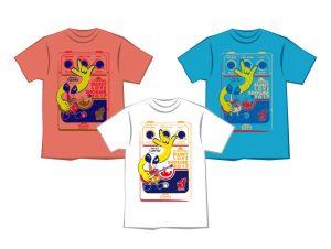 SWEET LOVE SHOWER × 門 秀彦 FUJI EFFECTOR & GIRAFFANT Tシャツ販売スタート!